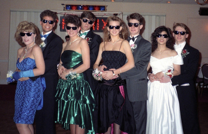5. By senior year, everyone had pretty much made out with everyone else.