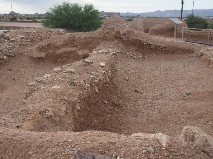 5. Pueblo Grande Ruin and Irrigation Site, Phoenix