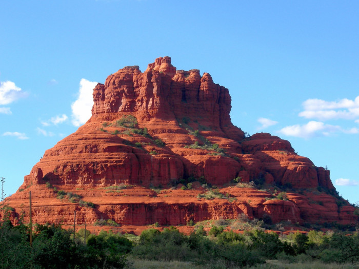 2. Bell Rock Courthouse Butte Loop, Sedona