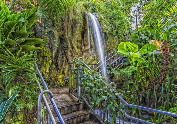 Oklahoma: Myriad Botanic Gardens