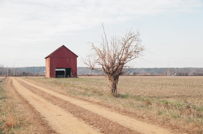 8. This image is reminiscent of the simple times and is SO Little House on the Prairie.
