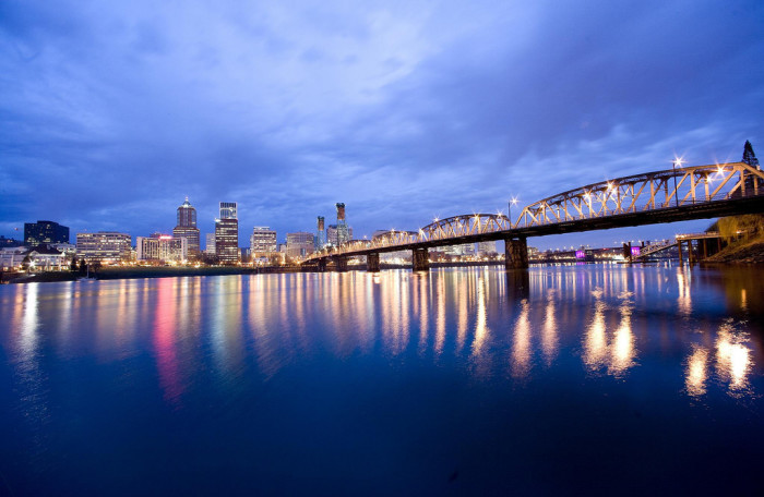 11. The quirky, bustling cities