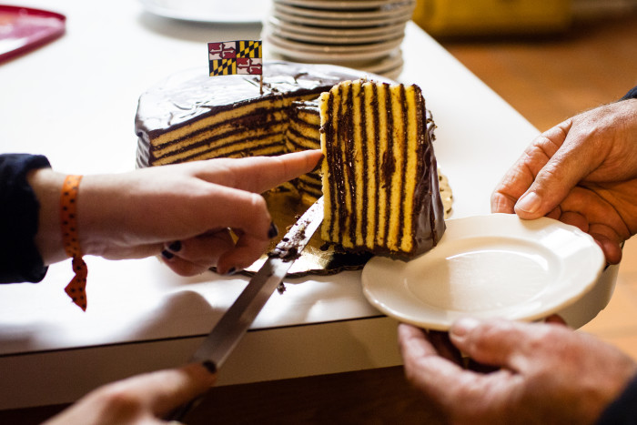 16. The only natural feature Maryland doesn't have is a desert. But it does have a mighty good dessert; Smith Island cake to be exact. Does that count?
