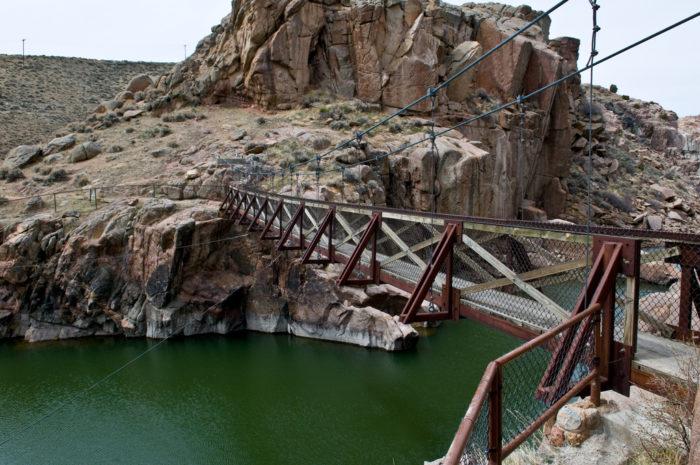 14. Pathfinder Dam