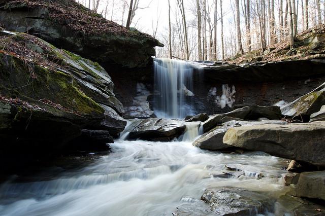2. Blue Hen Falls