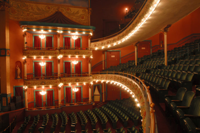 It's Saturday night. Check out what's going on at The Grand Opera House.