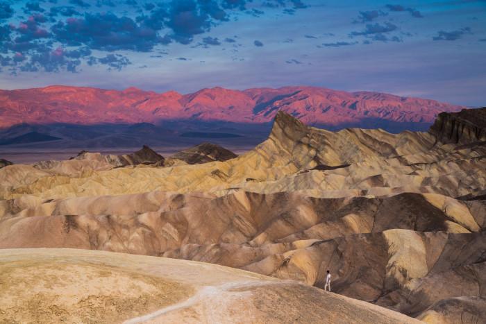 8. Zabriskie Point in Death Valley