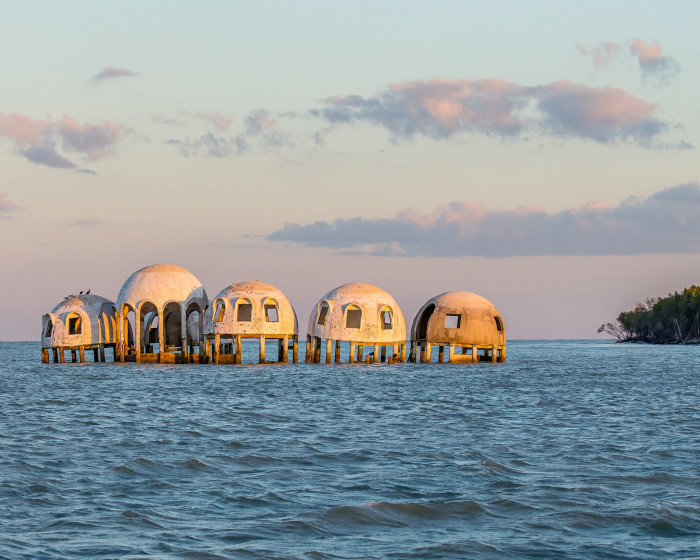 8. Sea Domes, Florida