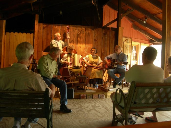 9. In 2014, The Washington Post supported Mountain View's claim to being the Folk Music Capital of the World.