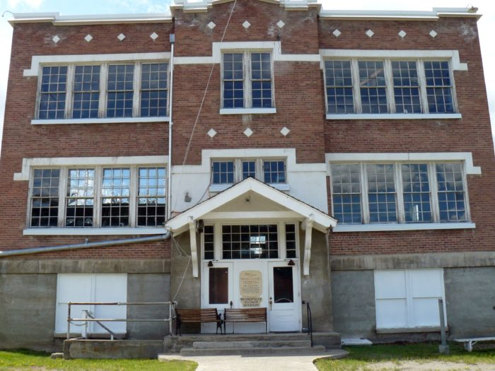 The schoolhouse museum: