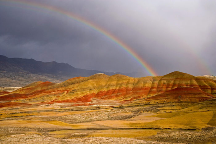 10. John Day Fossil Beds National Monument