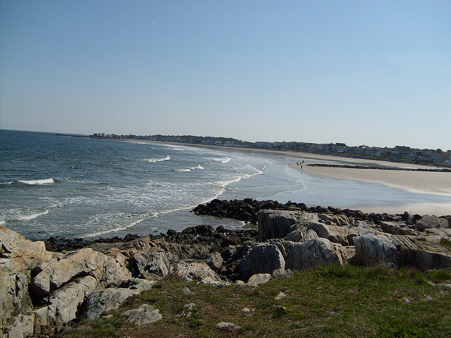 7. Our coastline is the shortest in the nation.