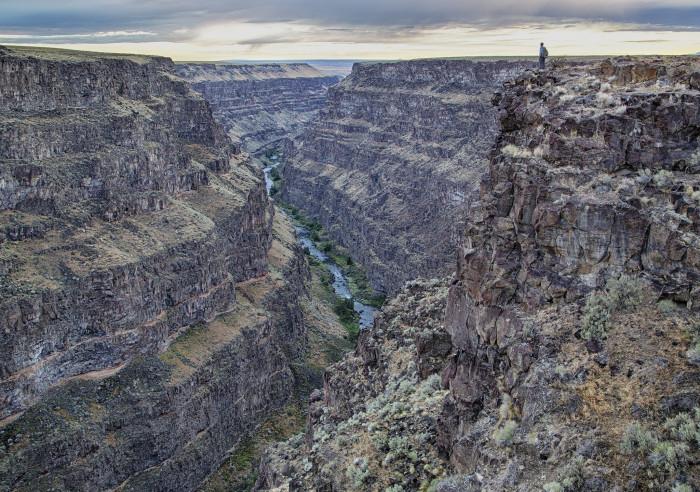 2. Bruneau Canyon Overlook