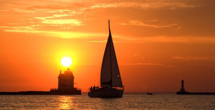 Ohio: Lake Erie