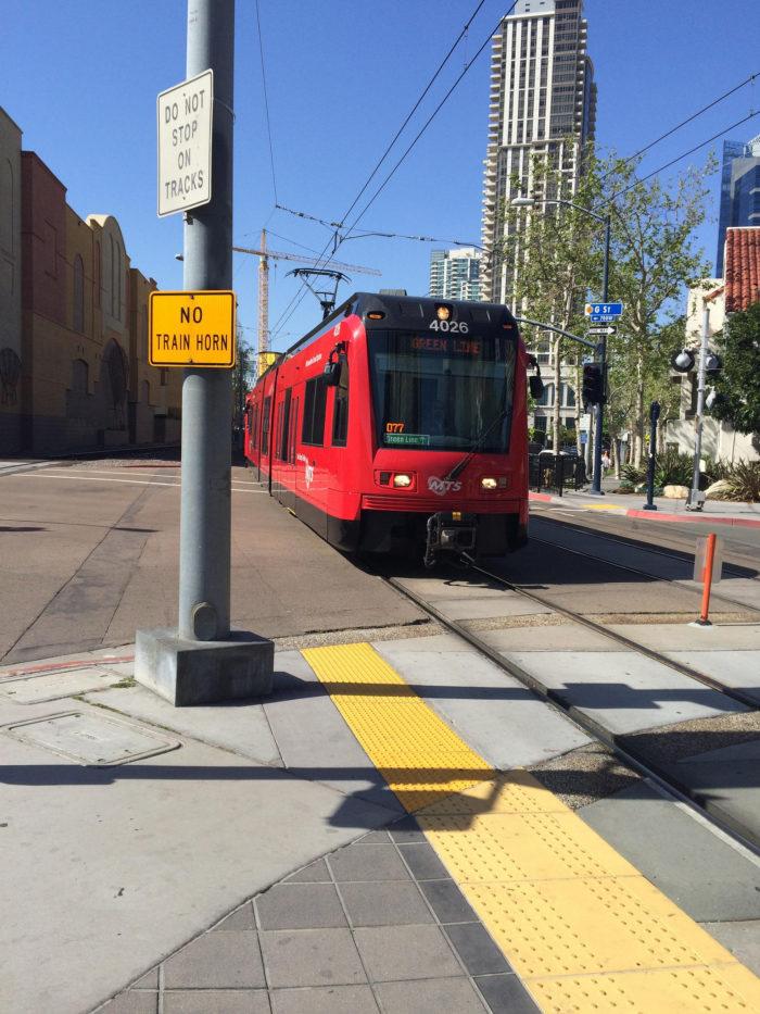 7. Public Transportation