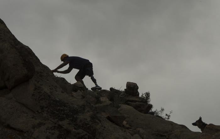 12. ...or climb.