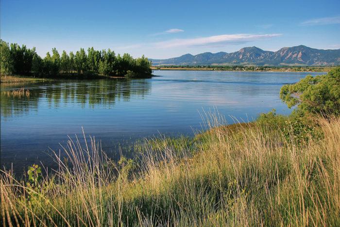 10. Boulder Reservoir