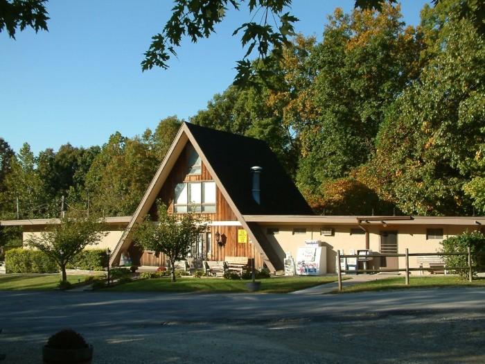 6. Last Resort RV Park and Campground - Nashville, IN
