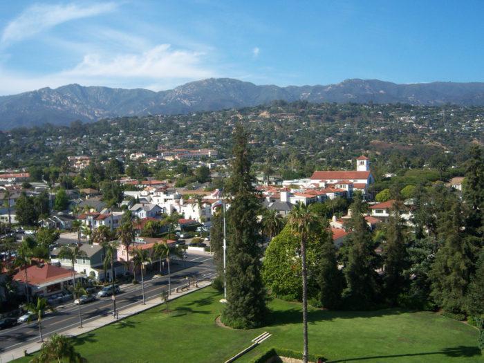 3. Santa Barbara