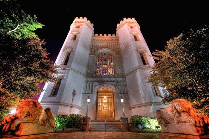 12. LA Old State Capitol, Baton Rouge