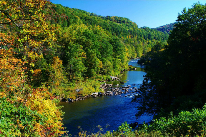 12. Youghiogheny River