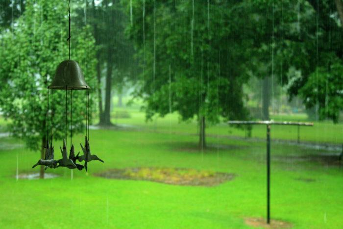 8. Arkansas isn't famous for being rainy, but it's rainier than famously precipitous Washington state.