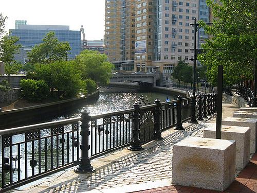 4. Fred Lippitt Woonasquatucket River Greenway