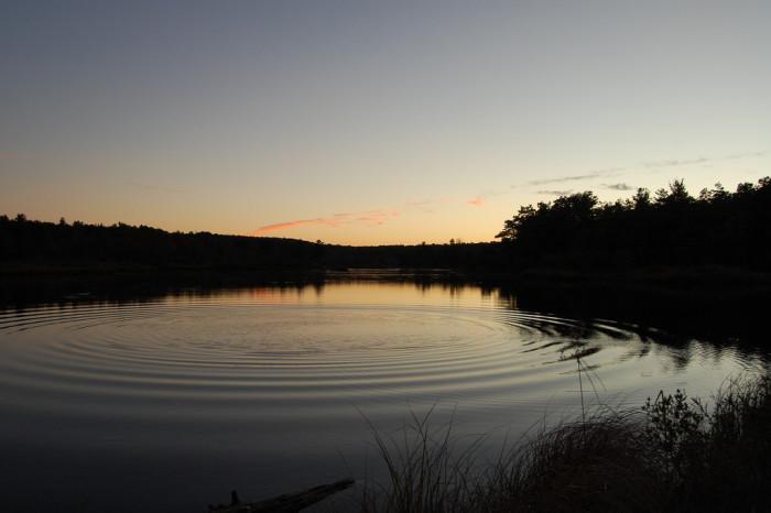 7. Big Bear Lake, Bruceton Mills