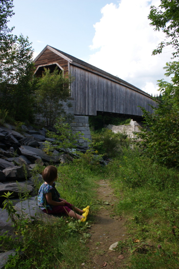 6. Lowe's Bridge, Guilford-Sangerville