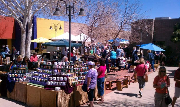 3. Green Valley Farmer's Market