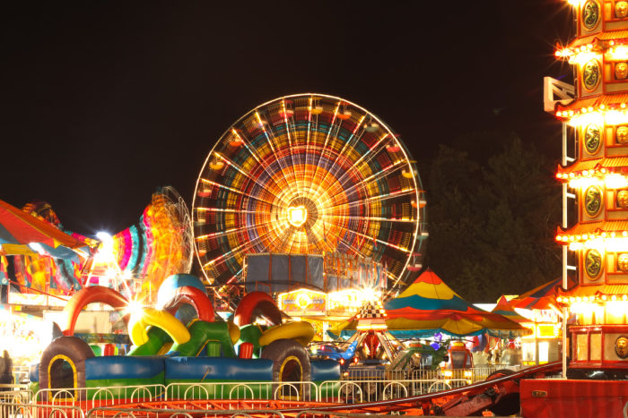 10.  Spend a day (or 10) at the Champlain Valley Fair.