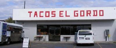 11. Tacos el Gordo, Vernal