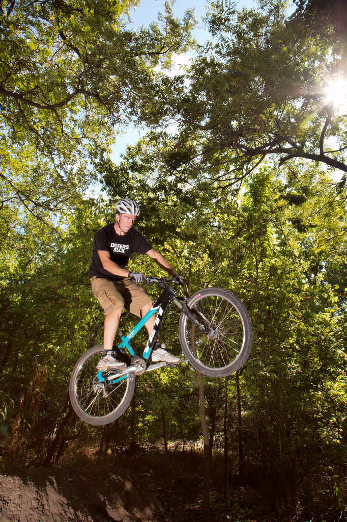 5. 9th Street BMX Trails are not for the faint of heart - You need to know your stuff!