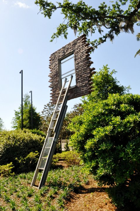 3. Check out the Besthoff Sculpture Garden Cost: Free