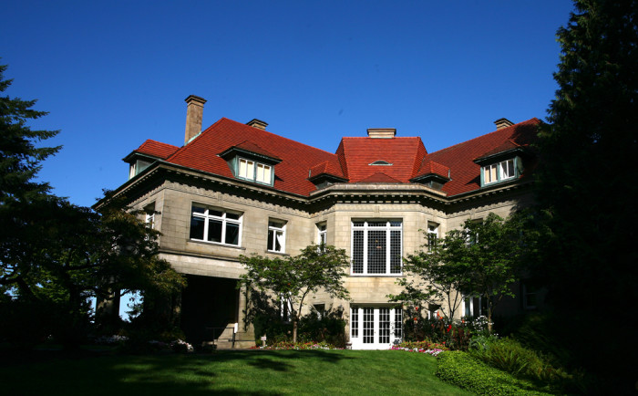 13. The Pittock Mansion