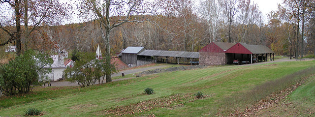 2. Hopewell Furnace in French Creek State Park