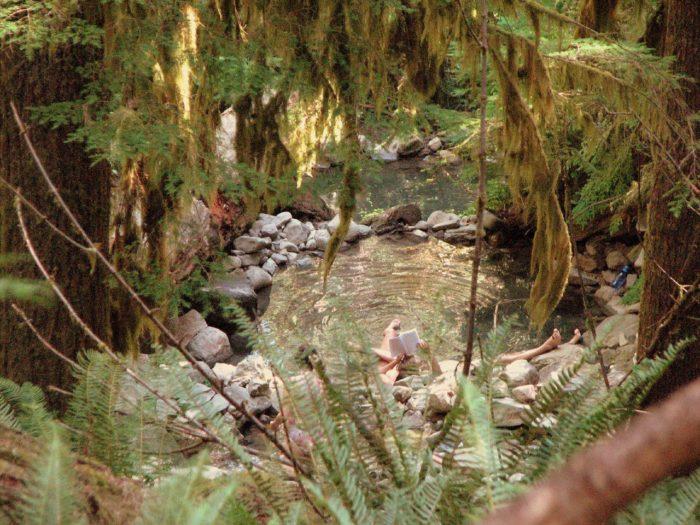 10. Terwilliger Hot Springs