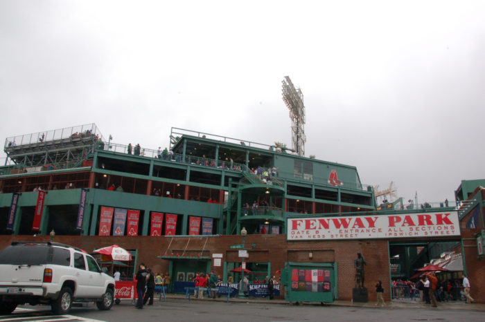 8. The Big Green Monster was painted green for the first time in 1947.