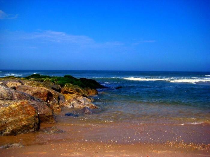 6. Beach