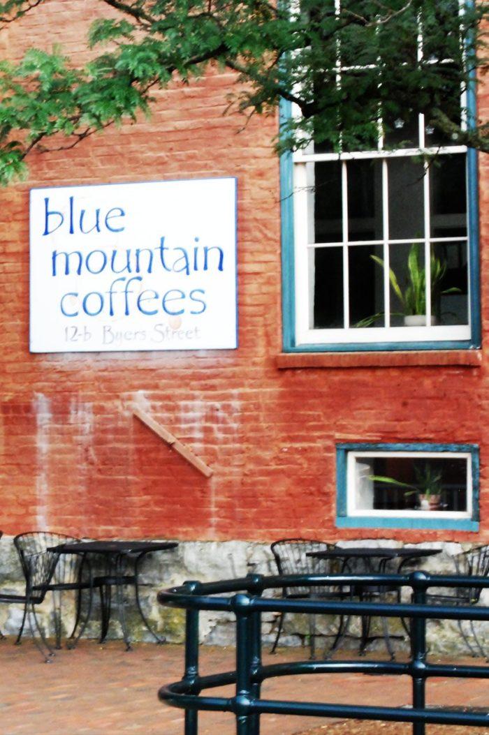 10. Great coffee shops