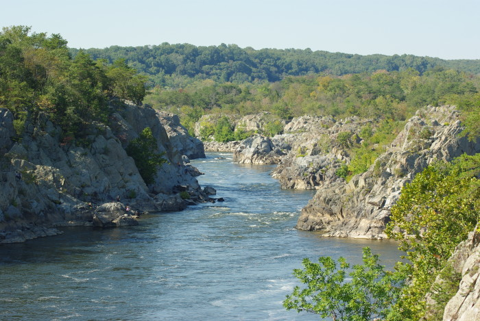1. Billy Goat Trail
