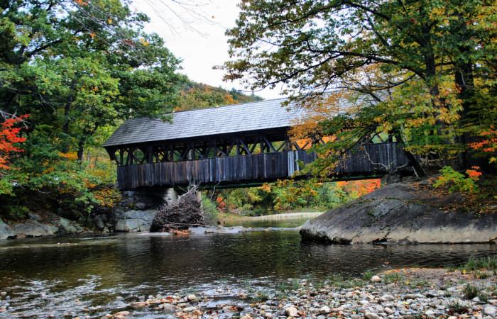 9. The Sunday River Bridge / Artist's Bridge, Newry