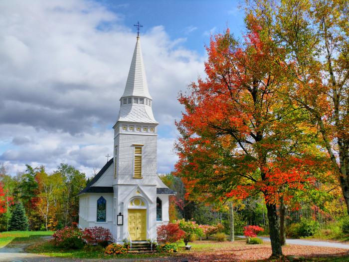 4. Sugar Hill, New Hampshire