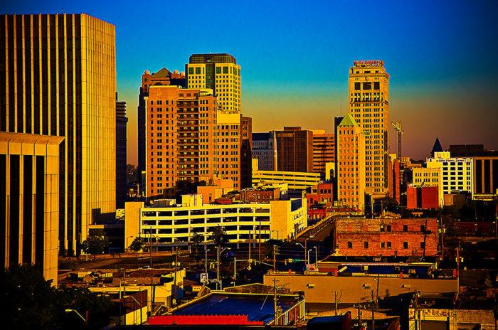 8. Birmingham-Hoover