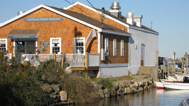 6. Wickford Village and Harbor, North Kingstown