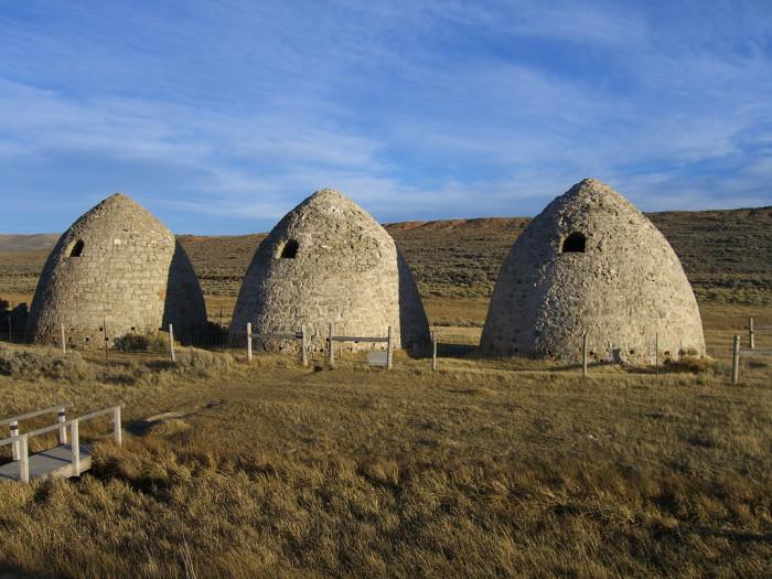 2. Charcoal Kilns In Piedmont