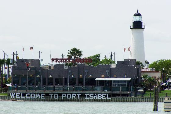 4. Port Isabel