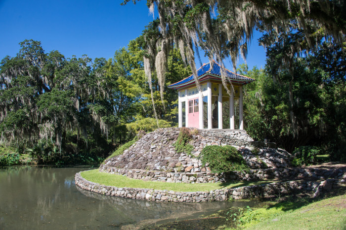 3. Avery Island was first seen by Europeans in 1779.