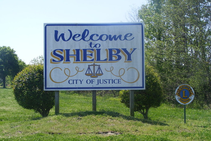 3. Shelby