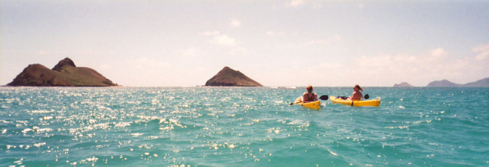 3. Everyone knows about Hawaii's eight main islands, but not everyone is aware that there are 124 small, uninhabited islands that are technically part of Hawaii as well.